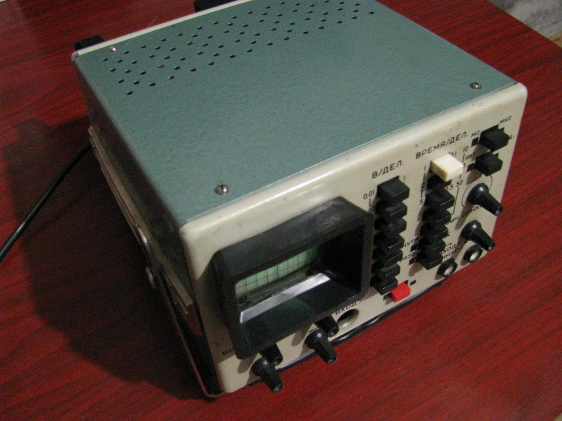 Осциллограф С1-94: Схемотехника и ремонт - RadioRadar