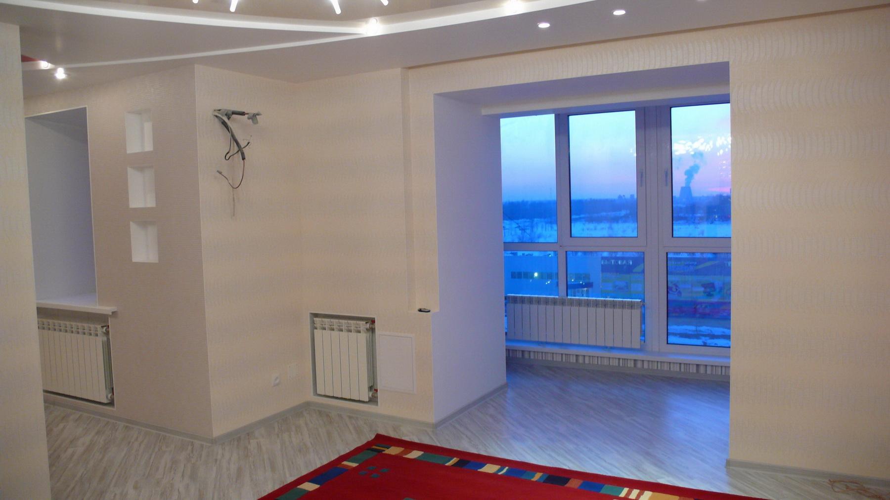 Ремонт на балконе/лоджии... советы, подсказки, умные мысл....